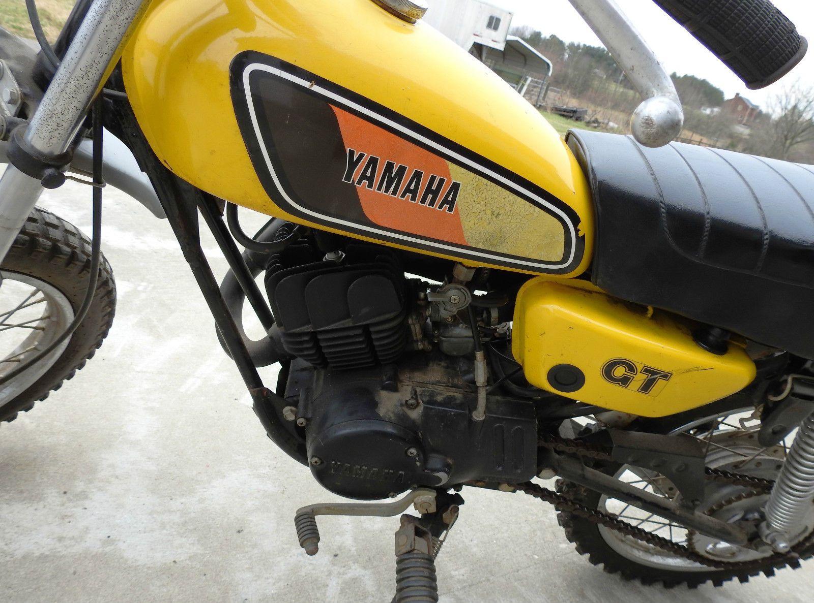 Yamaha: GT 80