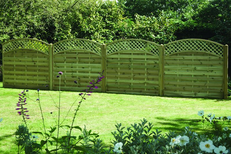 Arched lattice top fence panel by osborn fencing milton keynes arched lattice top fence panel by osborn fencing milton keynes gardens landscaping workwithnaturefo