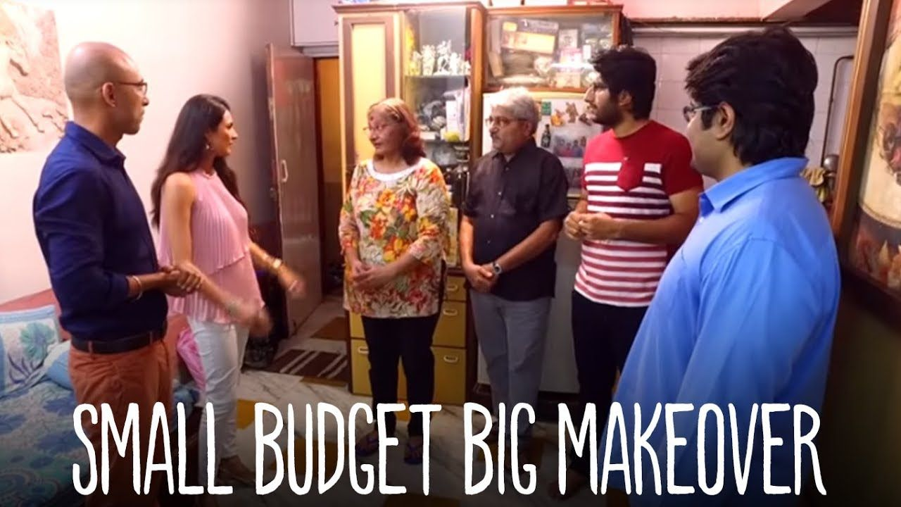 Small Budget Big Makeover Season 1 Thakur Family Interior
