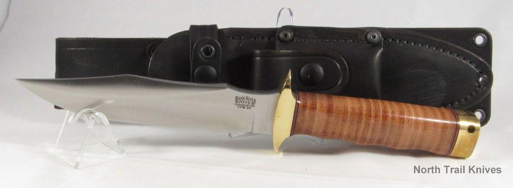Bark River Knives Vehement Knives Macv Sog Cpm 3v