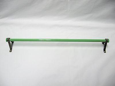 Vintage Green Depression Glass Jadeite Glass Towel Bar