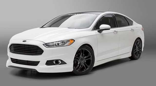 ford fusion 2017 dimensions