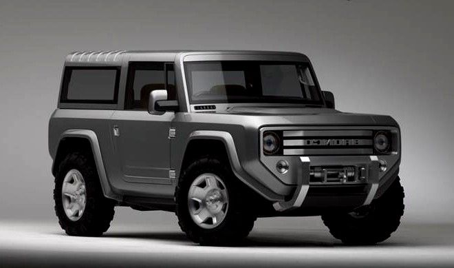 Fter 20 Years Finally The New Ford Bronco Will Hit The