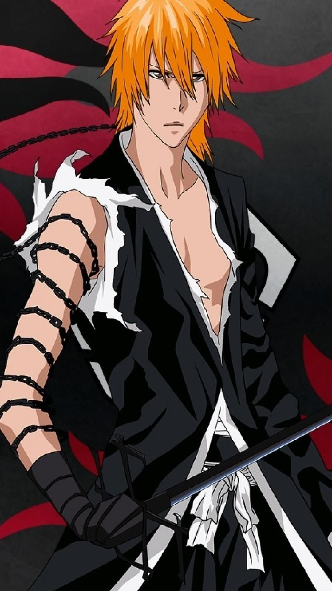Image of Bleach iPhone Android wallpaper anime, Anime