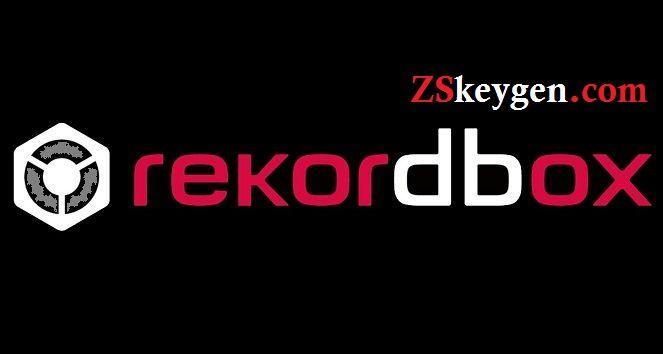 Rekordbox DJ 6.0.0 Crack Win/Mac Incl License Key [100% Working]