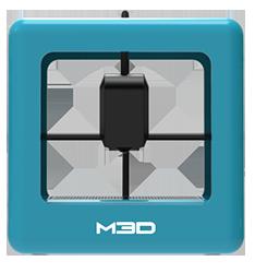 M3D Micro 3d printer WANT 349 Micro 3d printer, 3d