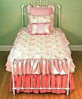 Country Rose Girls Bedding | Kids Bedding | Girls Bedding | Cottage Dreams