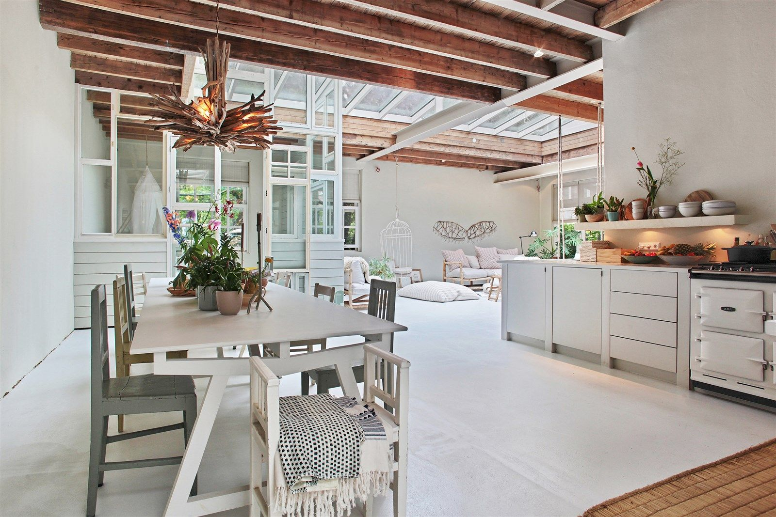 projectfairytale: Light Filled Amsterdam Loft | Ideas for the House ...