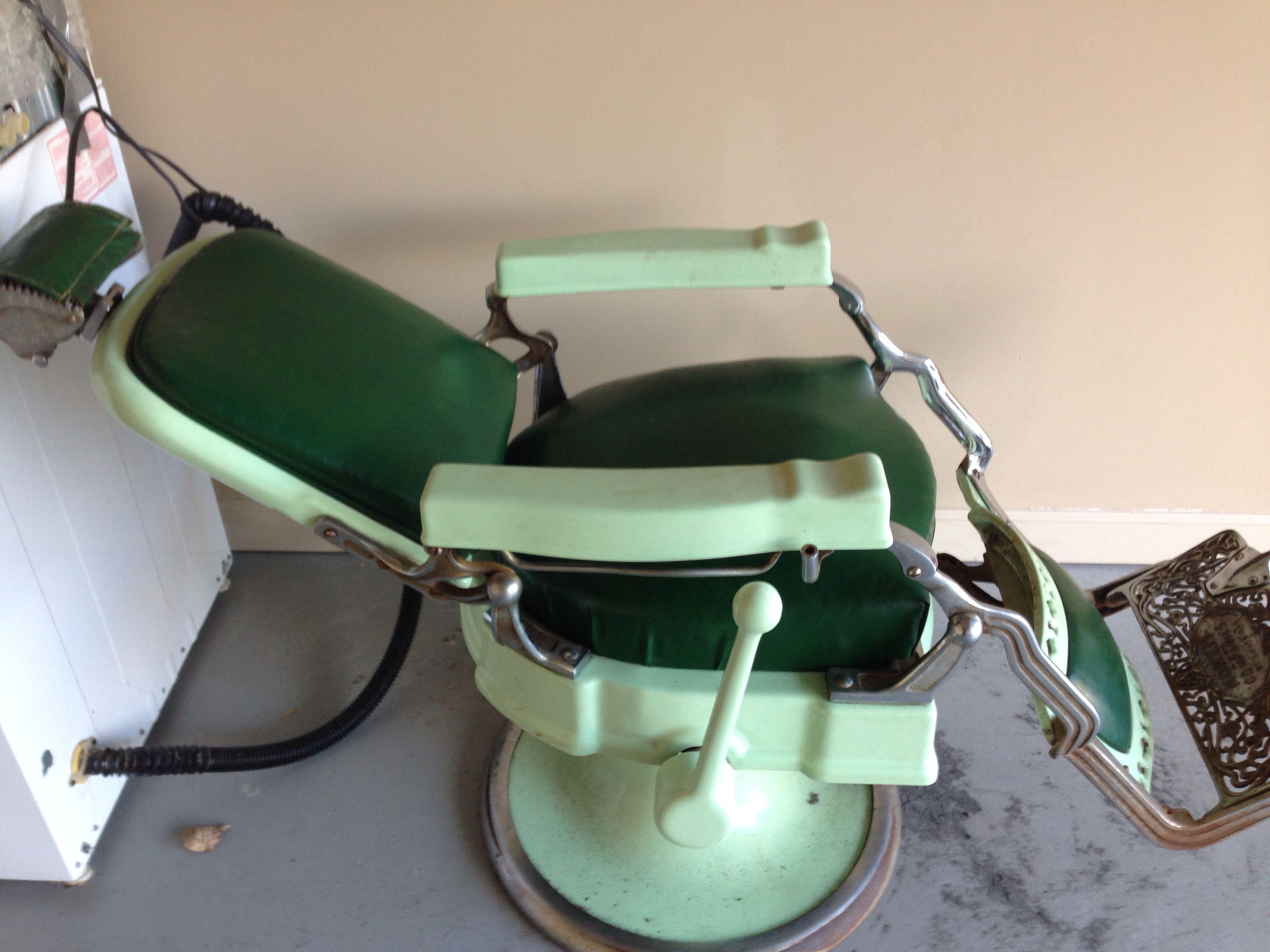 artist hand barber chair parts