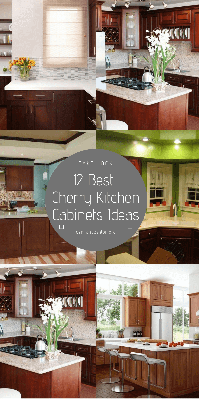 Cherry Kitchen Cabinets For Sale Are Beautiful And Ideally Suited For Those Looking For A Warm An Cherry Cabinets Kitchen Kitchen Cabinet Styles Cherry Kitchen