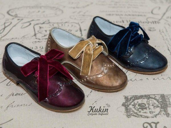 4844e71d408 blucher-nina-on-line Zapatos niña