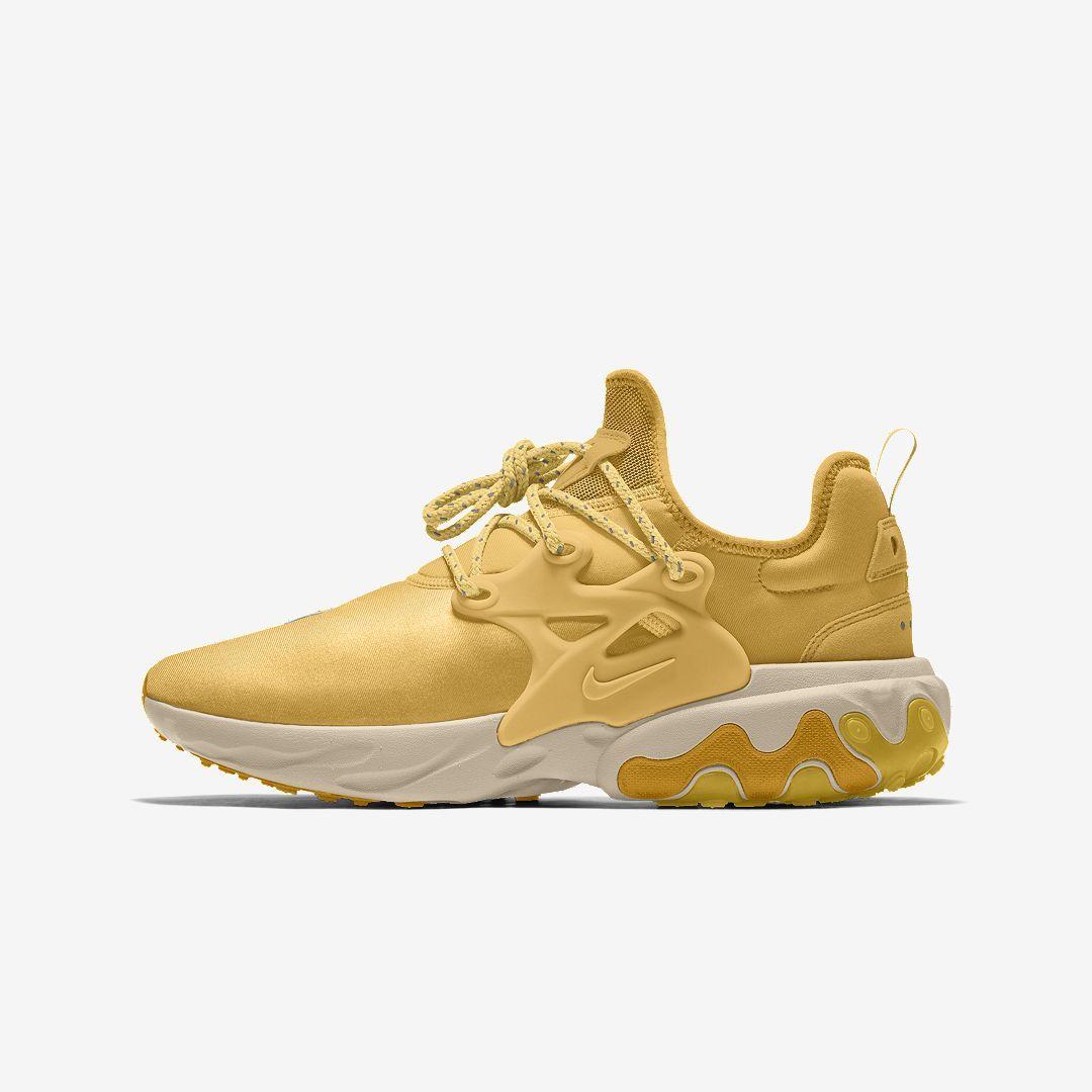 Nike React Presto Premium By You Custom