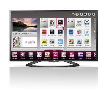 Lg 42ln575v 42 Inch Widescreen 1080p Full Hd Smart Led Tv With