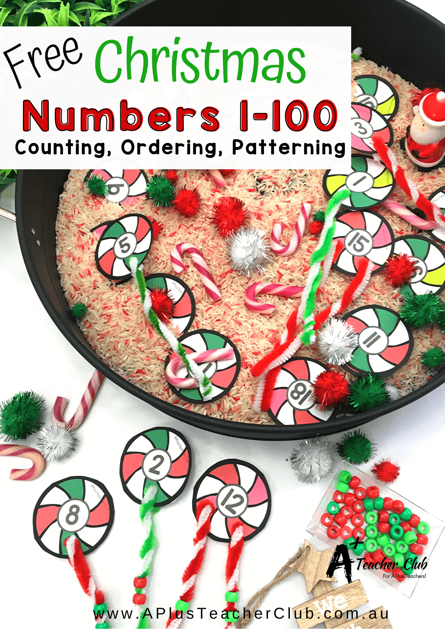 Our Christmas Math Printables For Kids Are So Much Fun For