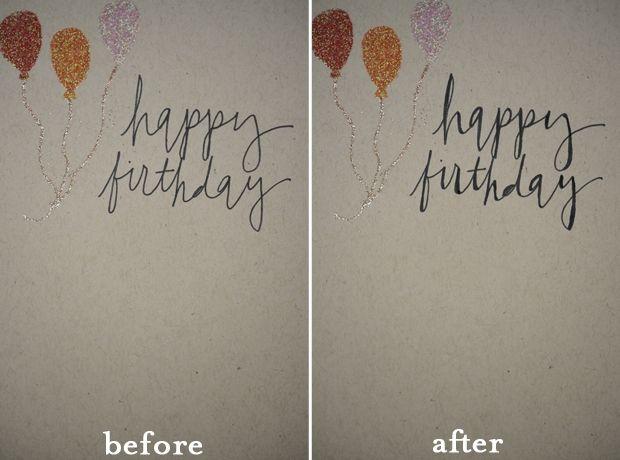 Best calligraphy craft images chalk talk