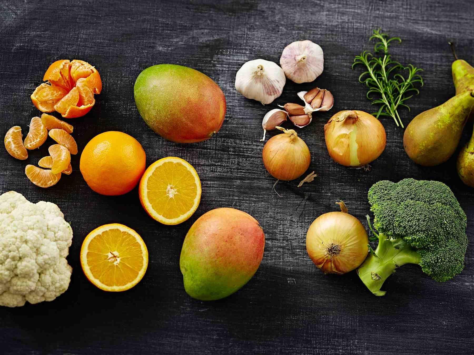 Tietoa kauden kasviksista — maaliskuun maut ja reseptit