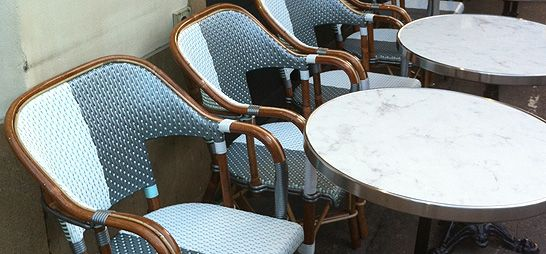 maison gatti - chaises de bistrot | objet | Pinterest | Bar and ...
