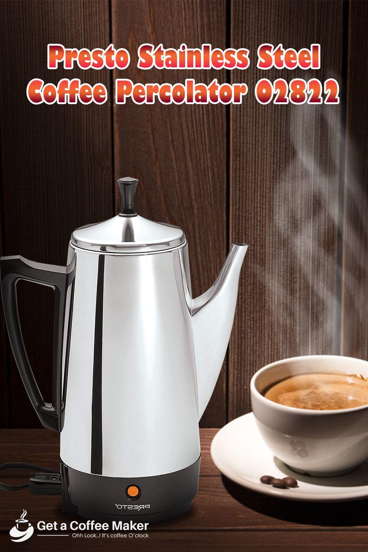 Top 10 Coffee Percolators June 2020 Reviews Buyers Guide Percolator Coffee Percolator Stovetop Coffee Percolator