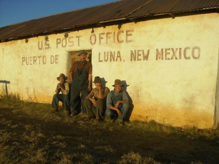 Puerto de Luna Post Office