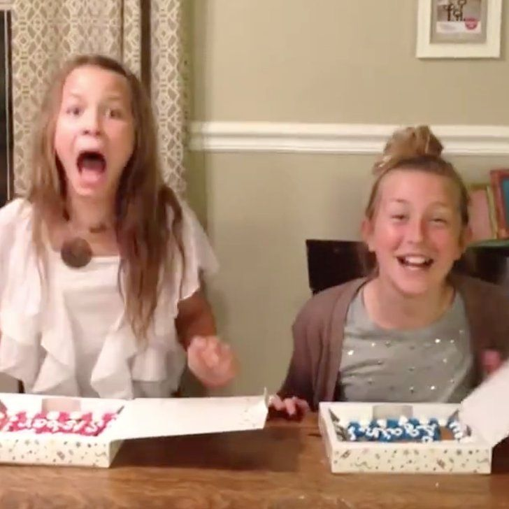This Pregnancy Announcement Mashup Video Is Almost Too Emotional – Baby Announcement Videos