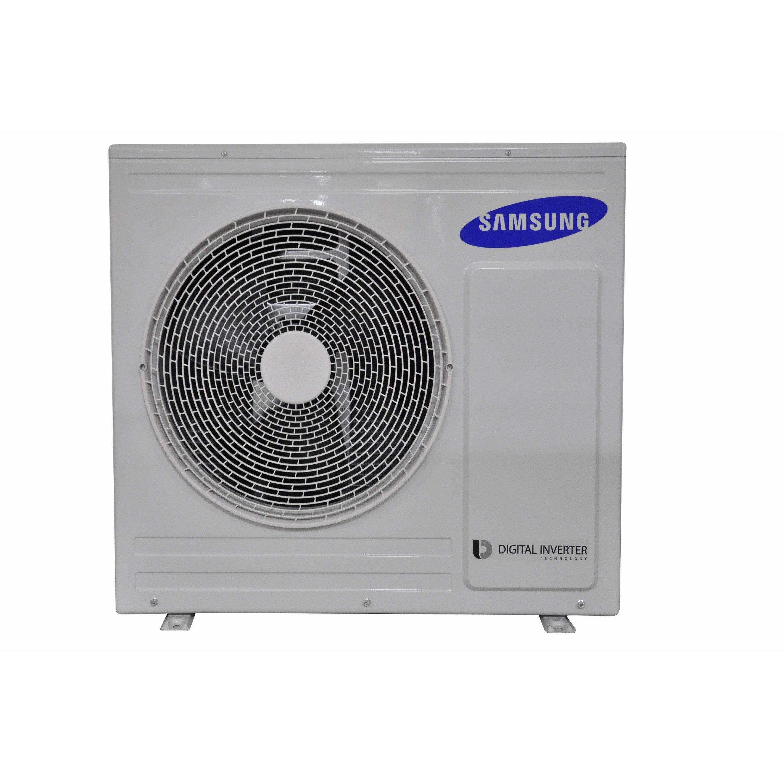 Pompe A Chaleur Air Air Unite Exterieure Multisplit Samsung 7000w En 2020 Pompe A Chaleur Samsung Et Unites