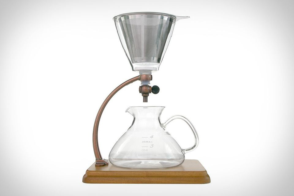 Yama Silverton Coffee Dripper With Images Cold Coffee Coffee