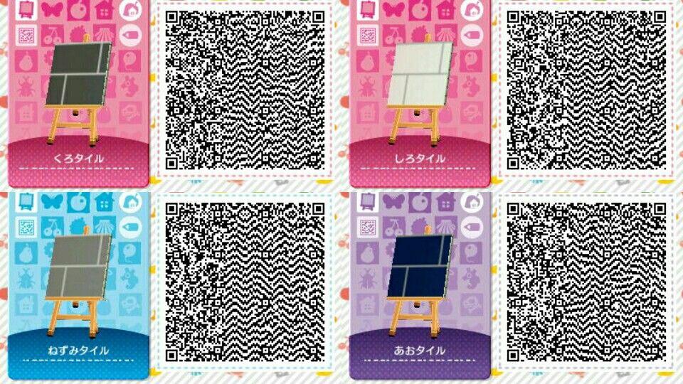 Kocka Chiyoco Animal Crossing Qr Qr Codes Animal Crossing Qr