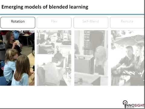 Heather Staker Explains Blended Learning Models