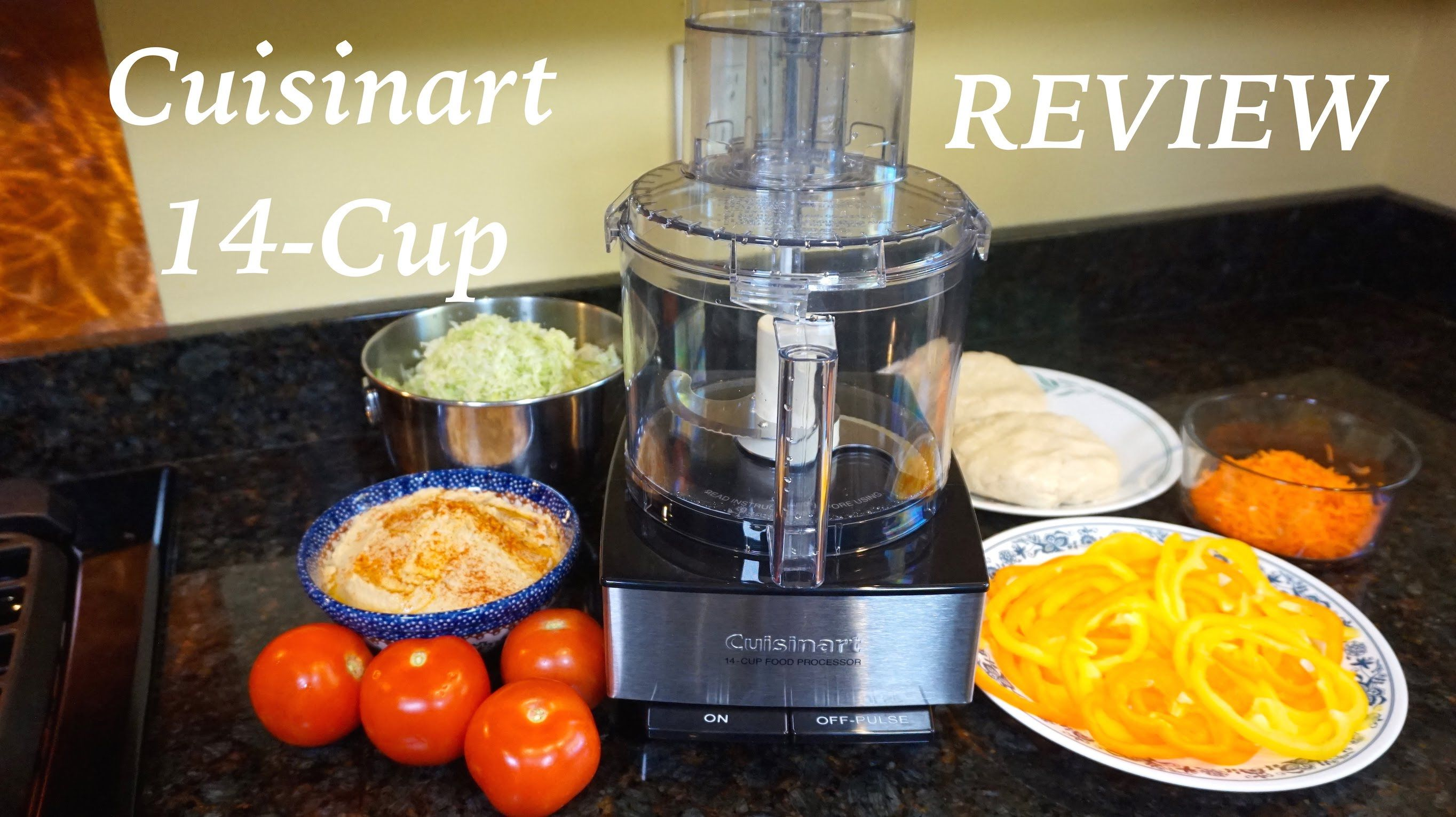 Cuisinart 14cup food processor review youtube food
