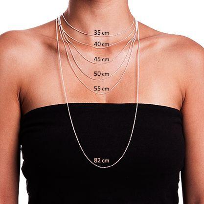 collier ras de cou 35 cm