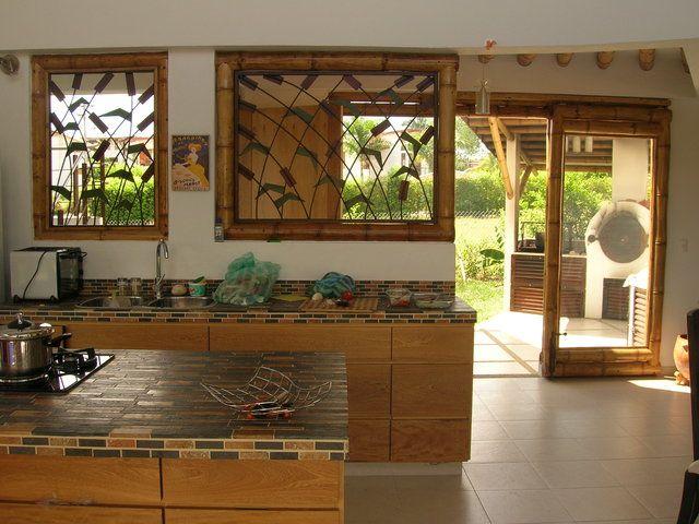 Cocinas funcionales decoracion rustica pinterest for Cocinas funcionales
