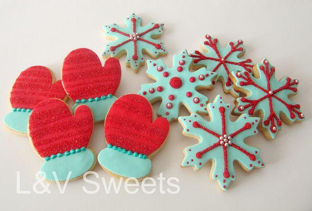 Photo of Winter cookies