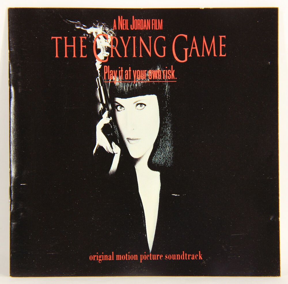 L008582 SOUNDTRACK The Crying Game Various Artists