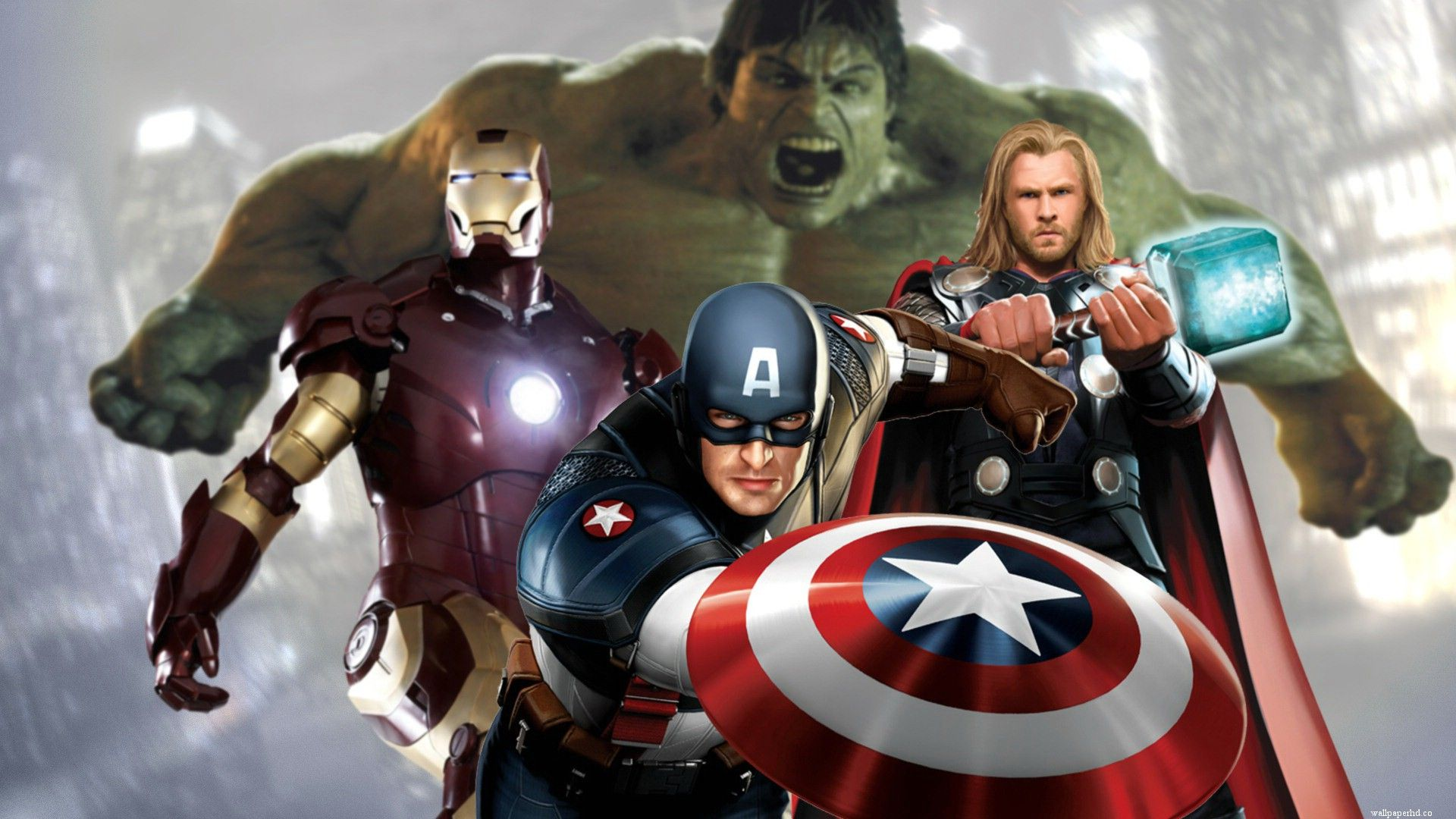 avengers wallpapers 1920×1080 download hd wallpapers of avengers (55