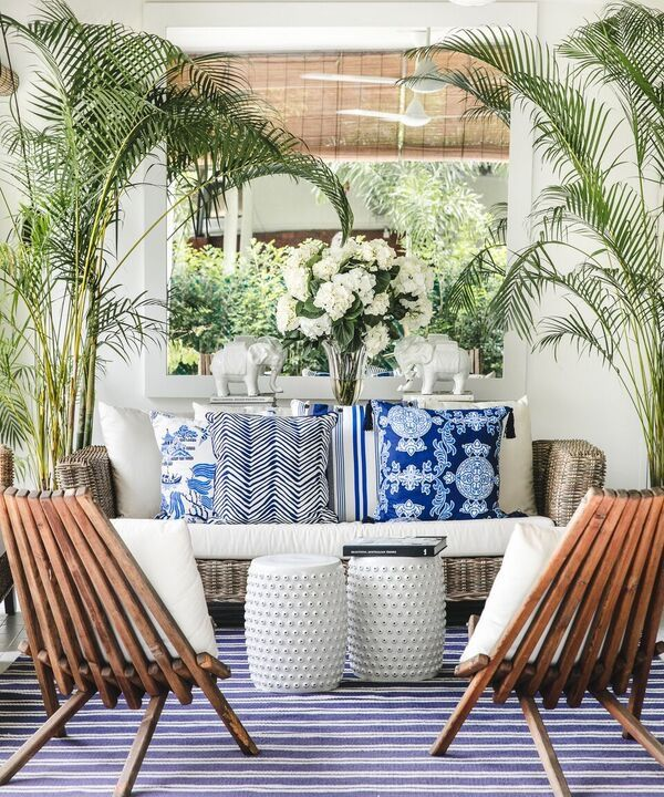 Outdoor Loggia Post Styling Consultation