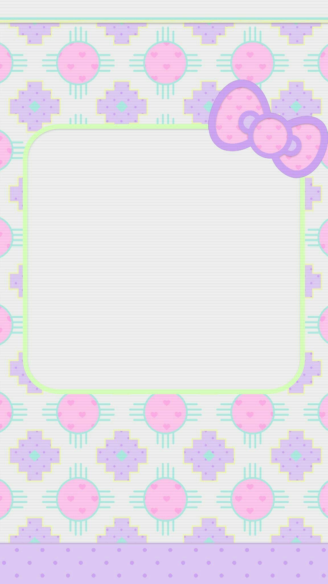Iphone Wall Hk Tjn Hello Kitty Hello Kitty Wallpaper Hello