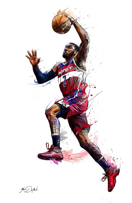 NBA ENTERBAY on Behance (With images) Koszykówka