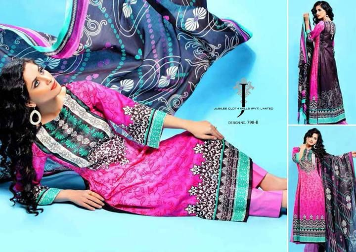 Vip Lawn 2014 Spring Summer Collection by Jubilee Cloth Mills