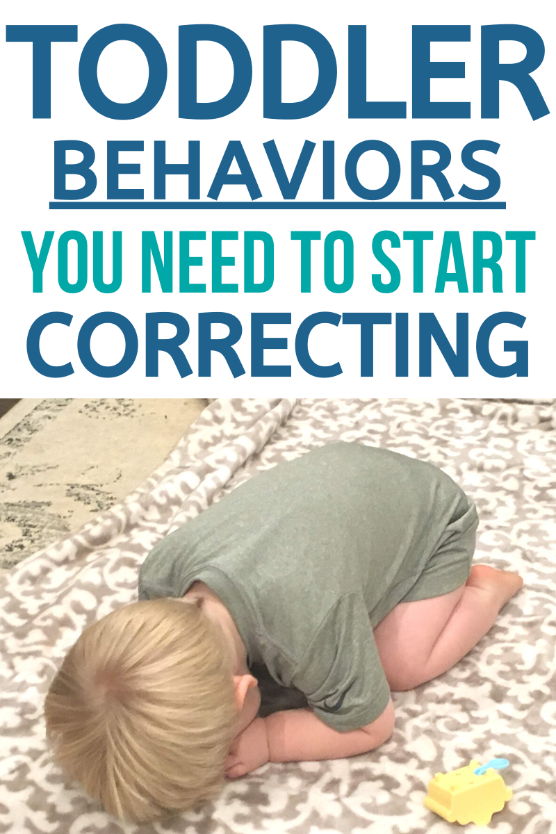 When Your Toddler's Behavior is a Problem – Oh Bab