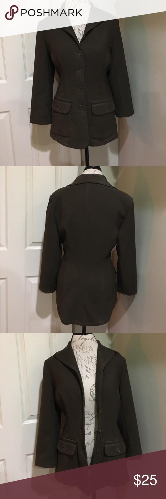 Beautiful Max Studio Blazer Beautiful fitted blazer in excellent condition, Max Studio Jackets & Coats Blazers