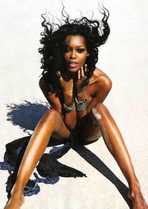 Jessica White.  African American Models « Nyachii's Blog