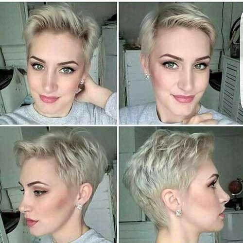 Short Hairstyles 2018 Hair Pinterest Short Hair Styles Hair