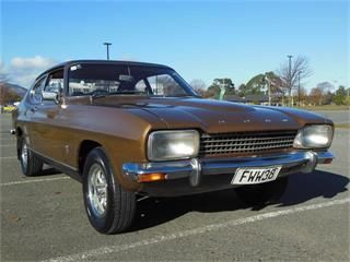 Ford Capri Coupe Mk 1 Facelift 1600 Xl Sohc Bronze 1974 For Sale Autotrader New Zealand In 2020