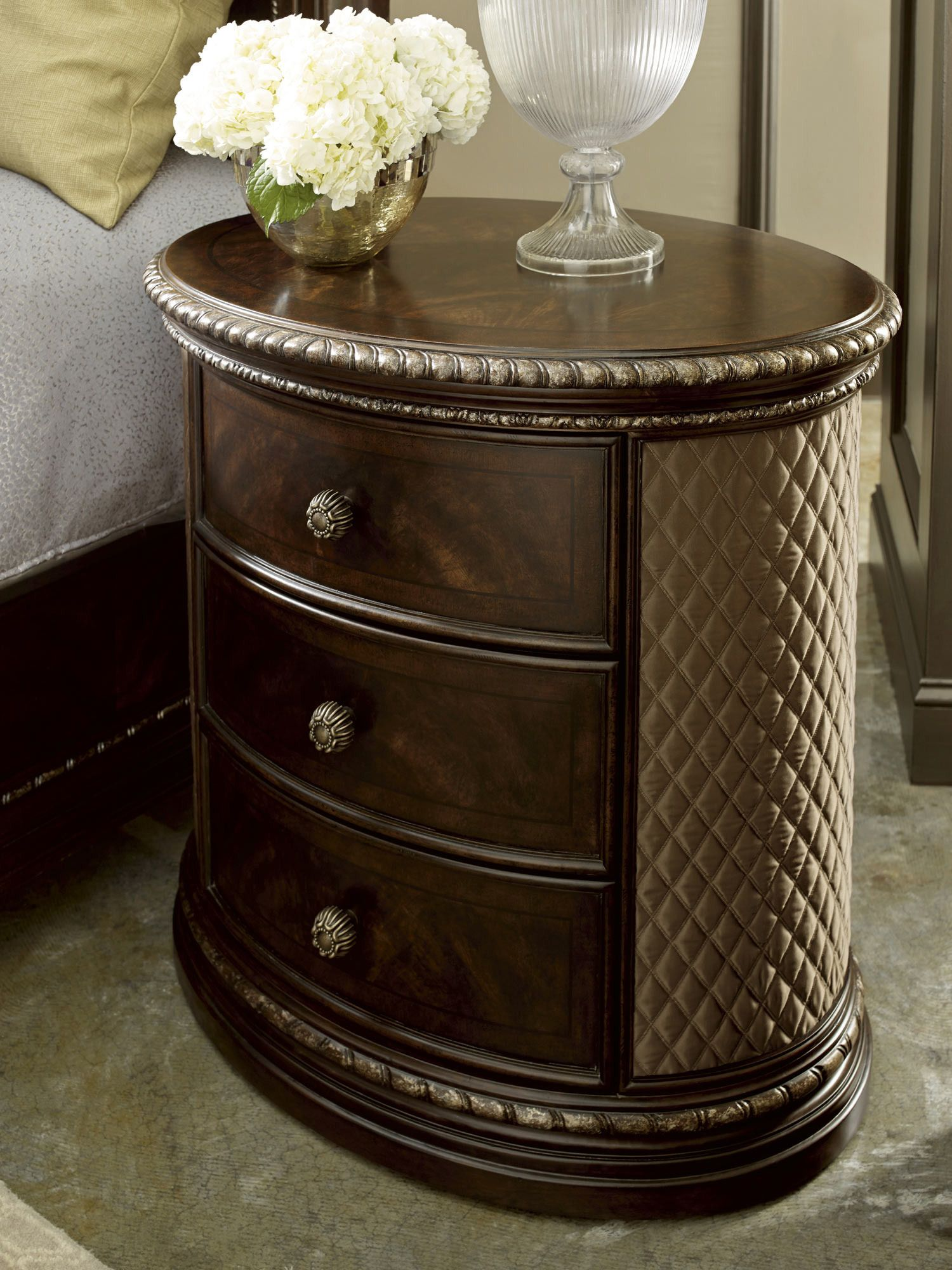Gables Oval Nightstand A R T Furniture Home Gallery Stores