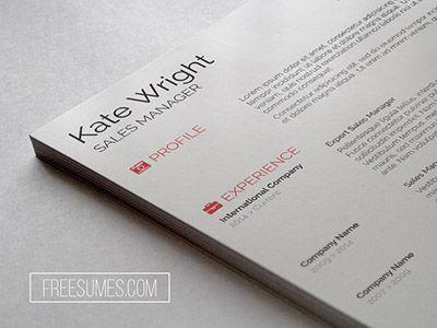 Minimalist Resume Template Minimalist - minimalist resume template