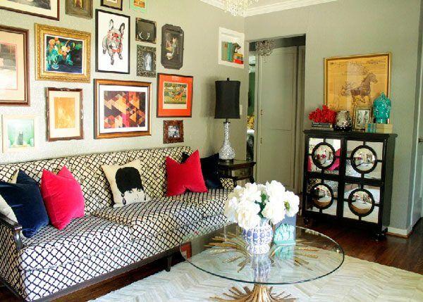 salas-vintage-600x429jpg 600×429 pixels Living room Pinterest - salas vintage