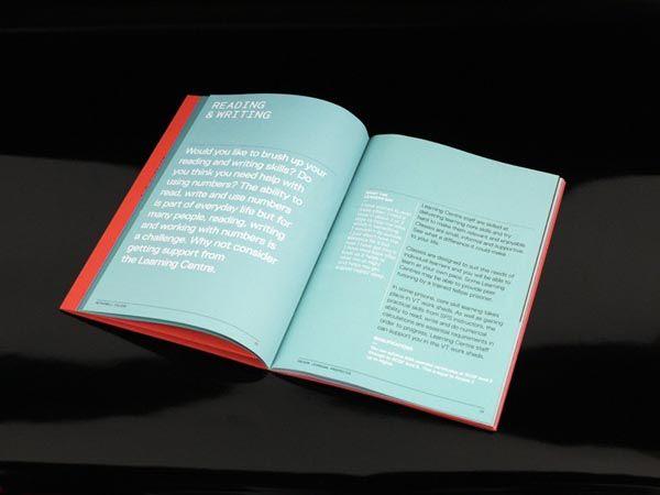 die besten 25 grafik design brosch re ideen auf pinterest geometrisches poster winkel in. Black Bedroom Furniture Sets. Home Design Ideas