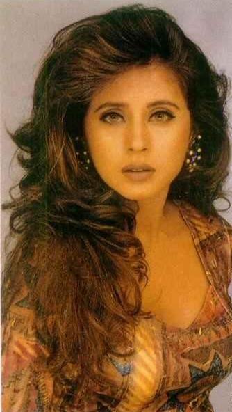 Urmila Matondkar Bollywood Actress (With images)   Long hair styles