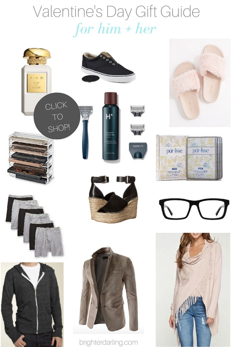 a0b26d0cfbf0e Valentine s Day Gift Guide 2017 for Him + Her