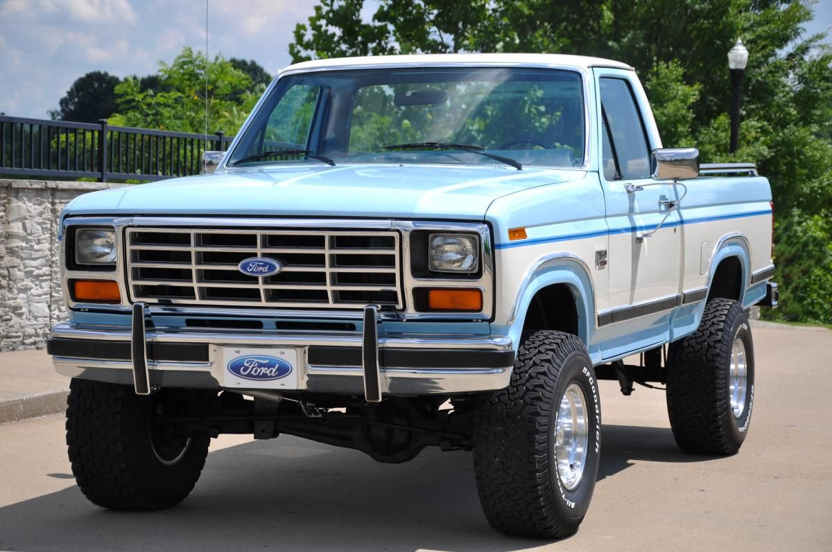 70 80 86 F150 Ideas Ford Pickup Ford Trucks F150